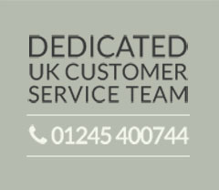 Dedicated UK CUSTOMER Service Team