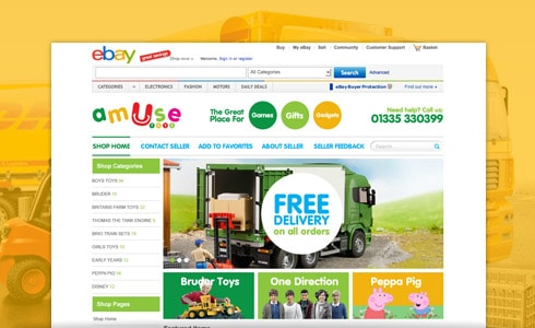 Ebay Store Design Ebay Shop Design And Development