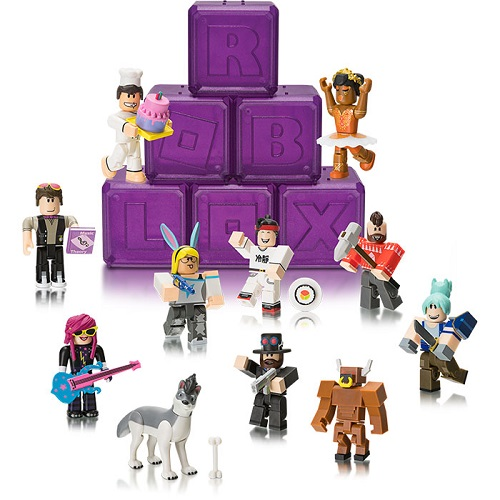 Details about Roblox Celebrity Mystery Mini Figures Series 3 CHOOSE YOUR  FAVOURITE
