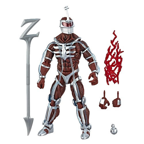 POWER RANGERS LA FOUDRE COLLECTION ~ Mighty Morphin LORD ZEDD Action Figure