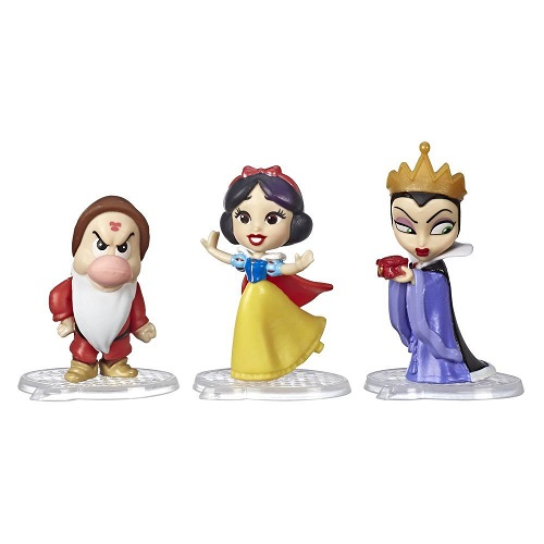 Disney Princess Comics Snow White's Story Moments 3-Figure