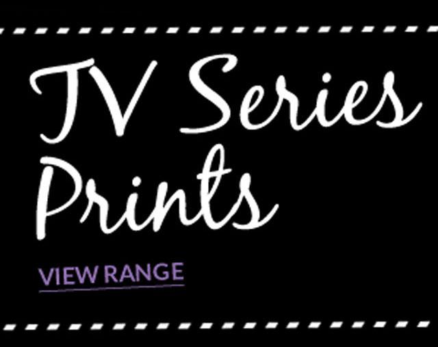 TV Series Prints