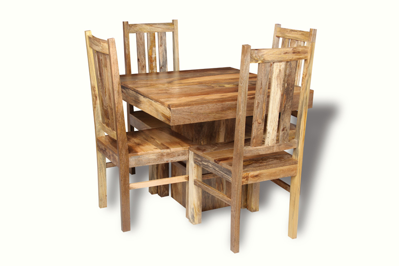 Awe Inspiring 4 48L421L 48L421L Dakota 90Cm Cube Dining Table Room Dailytribune Chair Design For Home Dailytribuneorg