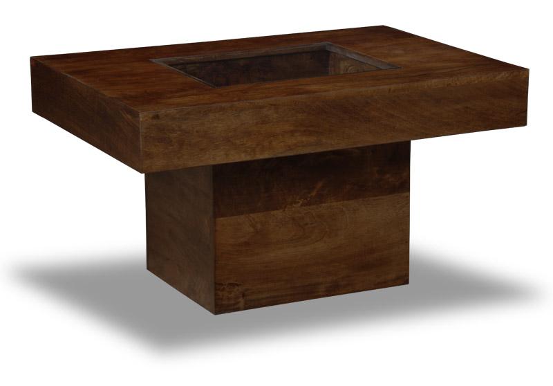 Narrow Dark Wood Coffee Table Barkeaterlake Com