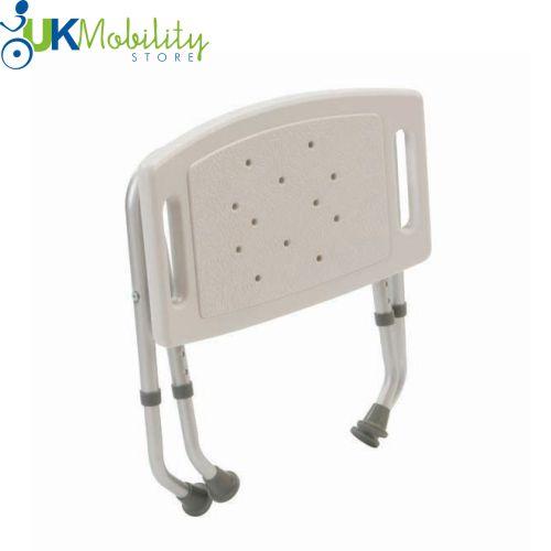 Folding Adjustable Height Bath Shower Seat Stool Bench