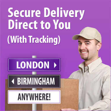 Secure Delivery Direct to You